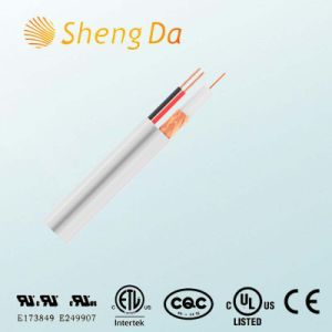 Best Quality Rg59 Power Wire White Cable pictures & photos