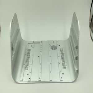 CNC Precise Milling Components Color Anodizing pictures & photos