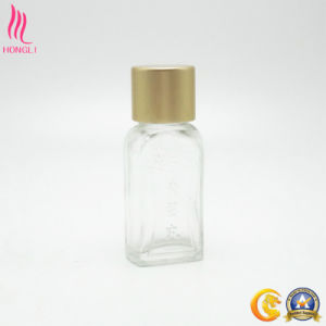 Mini Glass Container for Granule pictures & photos