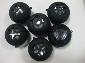Extendable Hamburger Mini Speaker with Cable pictures & photos