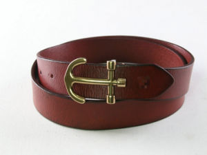 The Latest Fashion Belt with Creative Buckle pictures & photos