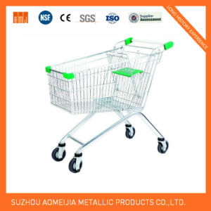 Ce & ISO Approved Shopping Trolly 100L pictures & photos