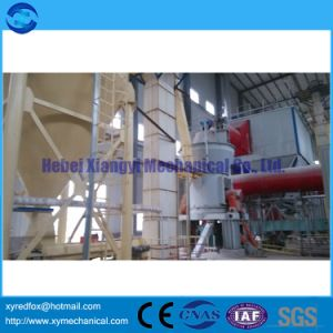 Gypsum Powder Production Line - Gypsum Powder Plant - Oversea Machinery pictures & photos