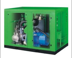 Oil Free Screw Air Compressor (CM 75B) 75kw 100HP pictures & photos