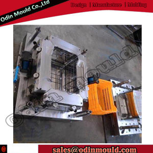 Foldable Vegetables Crate Injection Mold pictures & photos
