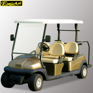 Popular 4 Seater Ce Approved Electric Golf Cart for Sale pictures & photos