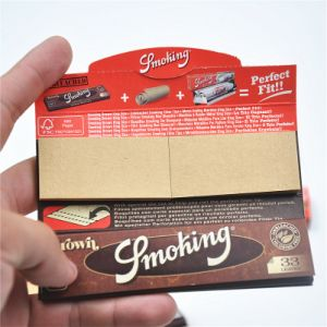Smoking Rolling Paper Cigarette Tobacco Slow Buring Wraping Paper