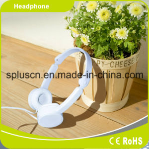 Promotion Products Gift Free Samples Flexible Stereo Headphone pictures & photos