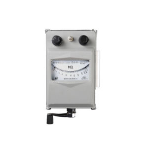 High Quality Insulation Resistance Meter (ZC11D-10) pictures & photos
