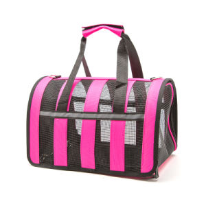 Soft-Sided Pet Travel Carrier Cat Carrier Soft Sided Pet Carrier pictures & photos