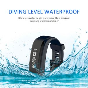 Sport Diving Level Waterproof Watch Bracelet pictures & photos