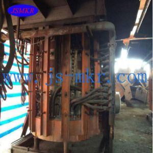 Used 0.15ton to 5 Ton Medium Frequency Induction Melting Furnace