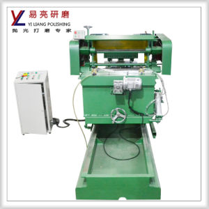 Stainless Steel Round Tube Fine Mirror Finish Polishing Machine