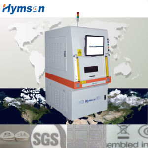 355nm UV Laser Marking Machine for Plastic Switch/Shell/Chargers pictures & photos