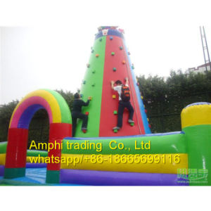 China Inflatable Climbing Wall, Inflatable Climbing Rock, Inflatable Wall pictures & photos