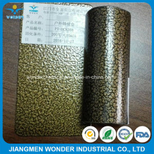 Outdoor Iron Use Anticorrosion Copper Effect Wrinkle Antique Powder Coating pictures & photos