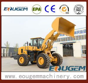 China Ship Wheel Loader Zl50g 5ton pictures & photos