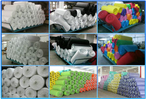 EVA Shoe Material 2mm White EVA Foam Roll Material Solid White Pure White Foam Roll for Shoes pictures & photos