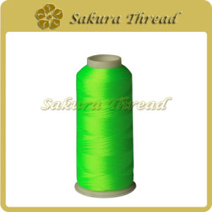 120d/2 100% Polyester Embroidery Thread with 1680 Color pictures & photos