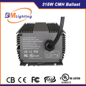 High Efficiency 315W CMH Hydroponic Electronic Lighting Ballast with Strong R&D Team pictures & photos