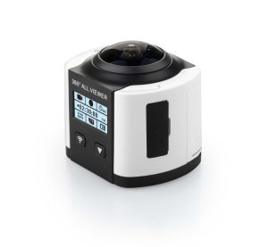 360 Panorama Video Camera Mini Sport Waterproof Action DV Camcorder pictures & photos