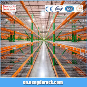 Storage Shelf with Protector for Warehouse Heavy Duty Pallet Rack pictures & photos