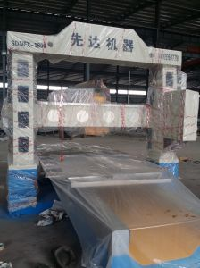 Sdnfx-1800/Scnfx-1800 Gantry Lifting Type Stone Profile Cutting Machine pictures & photos