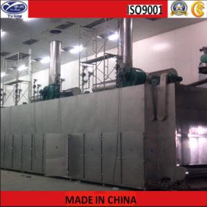 Panax Quinquefolius Multi Layer Mesh Belt Drying Machine pictures & photos