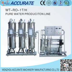 Mineral Water Pure Water Treatment System RO Treatment pictures & photos