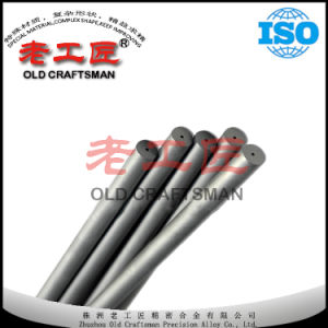 Tungsten Carbide Rod with a Hole pictures & photos