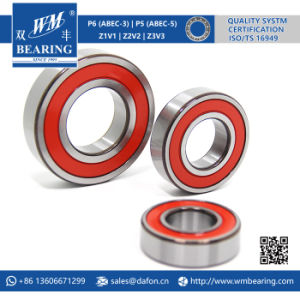 6302 High Temperature Deep Groove Bearing for Oven Furnace Equipment pictures & photos