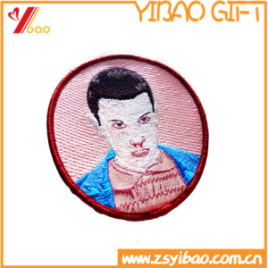100% Cotton Embroidered Patches with Velcro Back (YB-e-039) pictures & photos