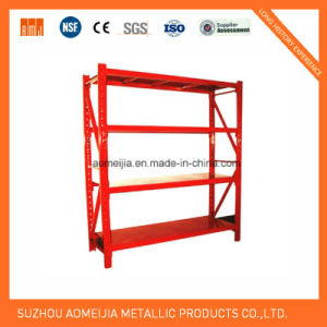 Factory Equipment Converter Steel Tyre Rack Cage Pallet Wire Mesh Decking pictures & photos