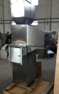 Semi Auto Scale Balance Granule Grain Beans Salt Sugar Filling Machine pictures & photos