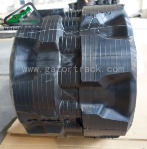 Skid Steer Loader Track T320*86k Rubber Tracks pictures & photos