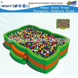 Indoor Play Children Ball Pool Plastic Playground Equipment (HF-19905) pictures & photos
