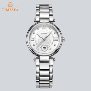 Fashion with Jewelry Lady Watches Luxury Brand Quartz Watch in Wrist Watch for Ladies 71032 pictures & photos