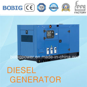 11kVA -42kVA Soundproof Silent Generator Open Generator with Quanchai Engine pictures & photos
