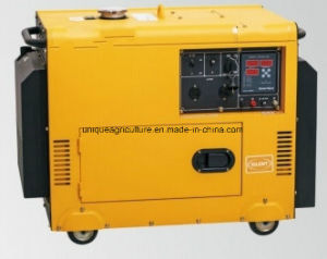 Silent Diesel Generator Set (7500ST/ST3) pictures & photos