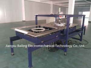 Round Shape Inner Bag Form Liner Machine pictures & photos