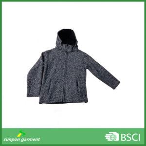 Unisex Fashion Warm Windstopper Polar Fleece Jacket pictures & photos