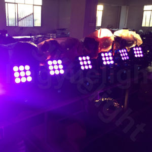 RGBW 9X10W DMX LED Matrix Moving Head Light pictures & photos