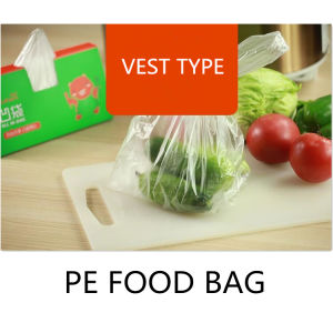 Custom Plastic PE Food Packing Bag for 500g Sea Fish Packaging pictures & photos