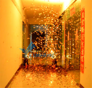 Professional LED Confetti Machine Stage Effect pictures & photos