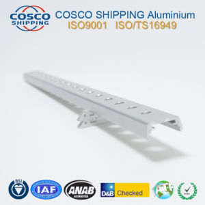 Competitive Aluminum Profile Extrusion for Building Material with ISO9001 Certified pictures & photos