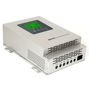 80A 12V High Quality Intelligent MPPT Solar Charge Controller pictures & photos