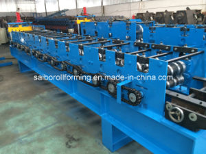 Steel Stud Roll Forming Machine 5.5kw with Film System pictures & photos