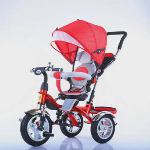 3 in 1 High Quality Baby Tricycle Toy Kids Tricycle Baby Tricycle pictures & photos