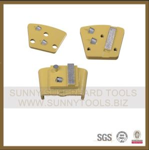 High Quality PCD Floor Grining Tools pictures & photos