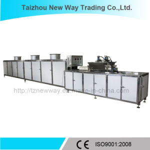 Soft Sweet/Candy Automatic Feeding Packing Machine Line pictures & photos